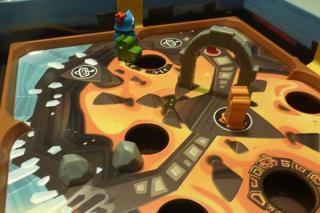 Slide Quest - Aufbau des Spiels - Foto von Jörn Frenzel