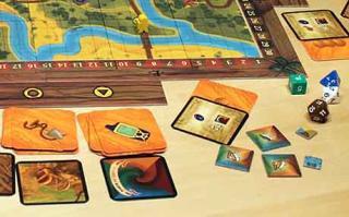 Treasure Hunt - Details des Geocachingspiels - Foto Mareike Schöbel