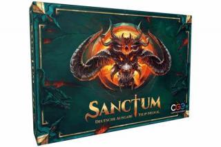 Sanctum - Cover - Foto von CGE