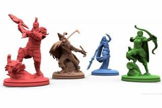 Sanctum - Spielfiguren - Foto von CGE