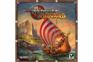 Reavers Of Midgard - Schachtelgrafik - Foto von Corax Games