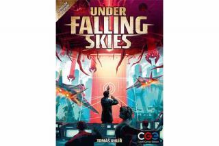 Under Faling Skies - Schachtel - Foto: Heidelbär