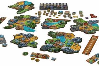 Small World Of Warcraft - Material - Foto von Days Of Wonder