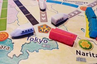 Zug um Zug: Japan & Italien - Knotenpunkt Tokyo - Foto von Axel Bungart