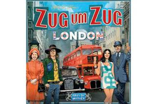 Zug um Zug: London - Schachtel - Foto von Days Of Wonder