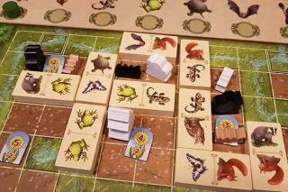 Renature - Detailansicht einer Spielszene - Foto von Axel Bungart