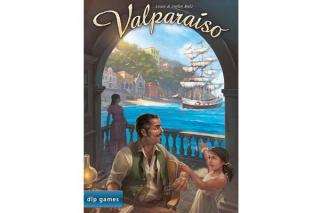 Spielecover Valparaiso - Foto von dlp Games
