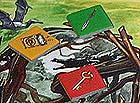 Plättchen Der Weg nach Drakonia - Foto von Reich der Spiele