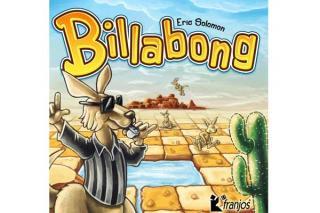 Billabong, Ausgabe 2018 - Foto von Franjos Spieleverlag