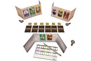 13 Indizien - Spielmaterial - Foto von Game Factory