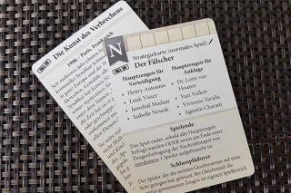 Einspruch! - Duell der Anwälte - Fallkarten - Foto von Axel Bungart