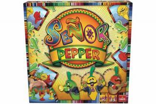 Gesellschaftsspiel Senor Pepper - Foto von Goliath Toys