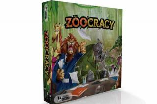 Zoocracy - Schachtel - Foto von Haas Games