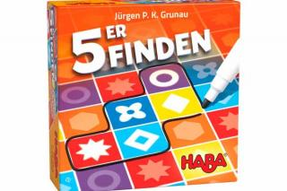 5er Finden - Schachtel - Foto von Haba