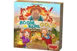 Familienspiel Boom, Bang, Gold - Foto von Haba