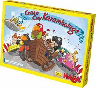 Kinderspiel Crash Cup Karambolage - Schachtel - Foto von Haba