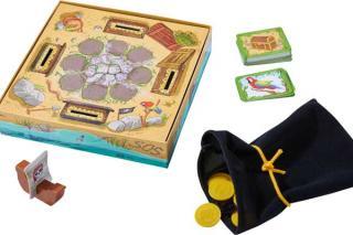 Das verfluchte Piratengold - Spielmaterial - Foto von Haba