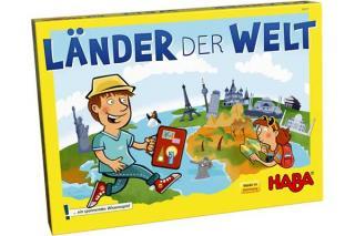 Kinderspiel Länder der Welt - Schachtel - Foto von Haba