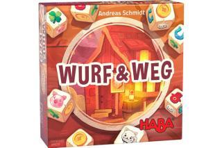 Wurf & Weg - Schachtel - Foto von Haba