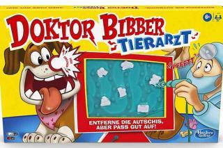 Doktor Bibber: Tierarzt - Schachtel - Foto von Hasbro