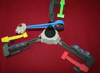Looping Chewie - Spielaufbau - Foto von Reich der Spiele