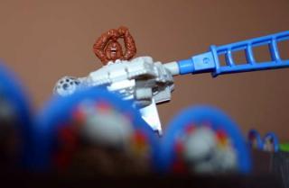 Looping Chewie - Chewie fliegt heran - Foto von Reich der Spiele