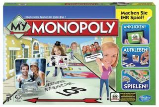 My Monopoly Spieleschachtel - Foto von Hasbro