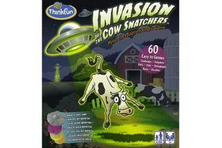 Invasion Of The Cow Snatchers - Schachtel - Foto von Thinkfun