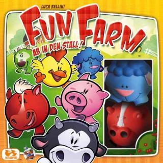 Schachtel - Fun Farm - Ab in den Stall - Foto von Heidelberger