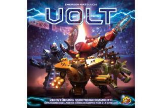 Gesellschaftsspiel Volt - Foto von Heidelbär Games