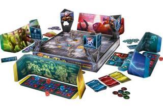 Volt - Spielaufbau - Foto von Heidelbär Games