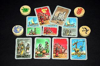Euphrat & Tigris - Spielmaterial