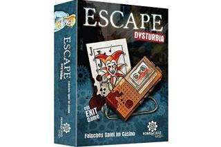 Escape-Spiel Falsches Spiel im Casino - Foto von Homunculus