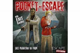 Pocket-Escape: Das Phantom im Park - Titelbild - Foto von Homunculus