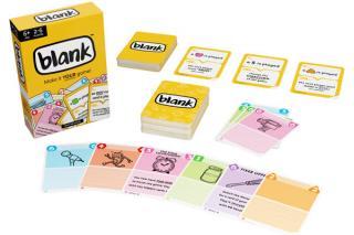 Material Gesellschaftsspiel blank - Foto von Hub Games