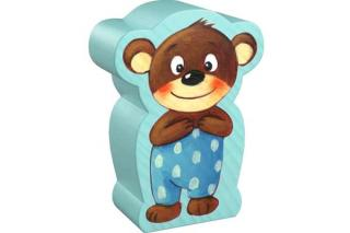 Ab ins Bett - Spielfigur - Foto von Haba