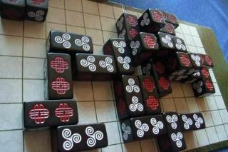 Spielszene Carnac - Foto von Alexandra Fauth