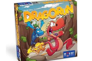 Dragorun Spieleschachtel - Foto von HUCH