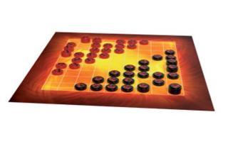Brettspiel Fenix - Spielszene - Foto von HUCH!