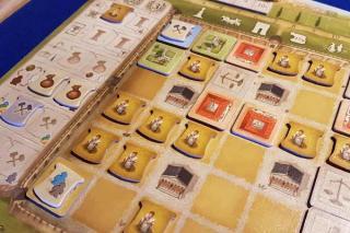 Forum Trajanum Spielszene - Foto von Axel Bungart