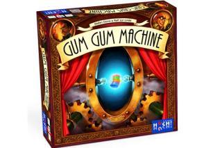 Gum Gum Machine Spieleschachtel - Foto von Huch! & Friends