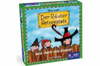 Der Räuber Hotzenplotz: Wer findet den Räuber - Schachtel - Foto von HUCH