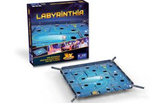 Labyrinthia - Material - Foto von HUCH