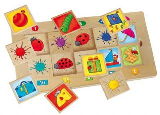 Kinderspiel Mary - Aufbau - Foto von Huch and friends