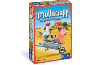 Mullewapp: Das große Wettrennen - Schachtel - Foto von HUCH!