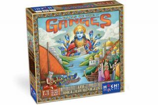 Rajas Of The Ganges: The Dice Charmers - Schachtel - Foto von HUCH