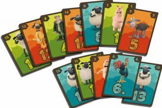 Shaun das Schaf: Das Kartenspiel - Karten - Foto von HUCH