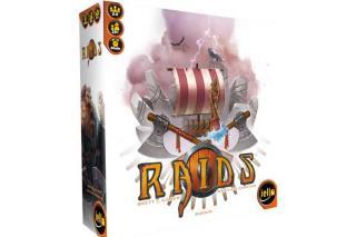 Spieleschachtel von Raids - Foto von Iello