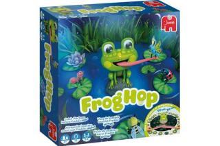 Kinderspiel Frog Hop - Foto von Jumbo Spiele