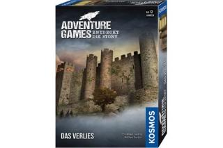 Adventure Games - Das Verlies - Box - Foto von Kosmos